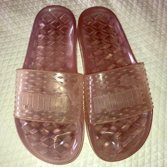 By Rihanna Fenty Slides Jelly Puma BWQCErdxoe